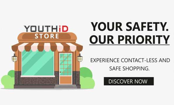 YOUTHiD makeup and sportswear store image