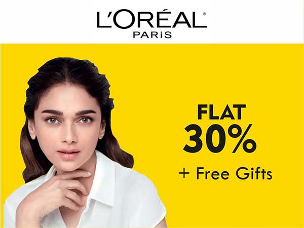 YOUTHiD Loreal Paris makeup products online